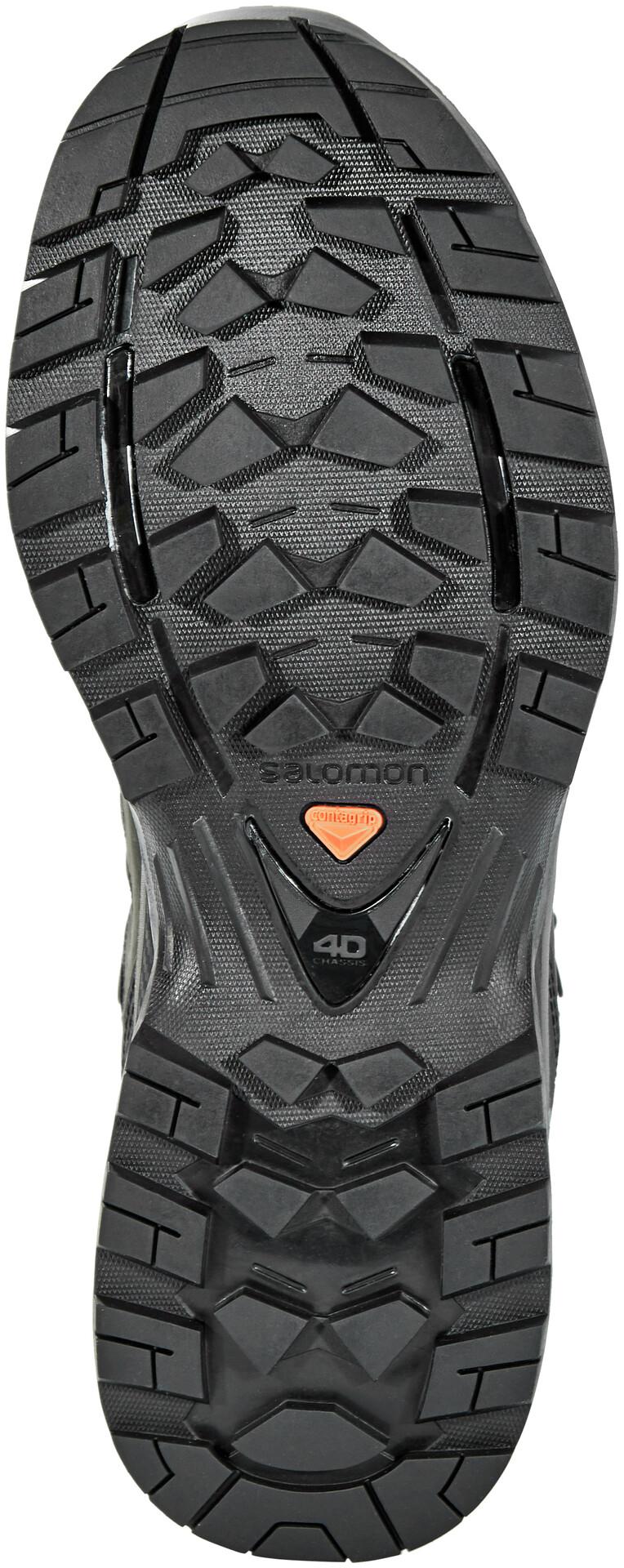 Salomon Quest 4D 3 GTX Shoes Herren phantomblackquiet shade